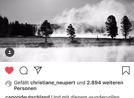 Ein Geburtstagsgeschenk von Canon Deutschland