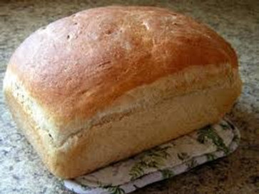 Loaf of Home Made Bread