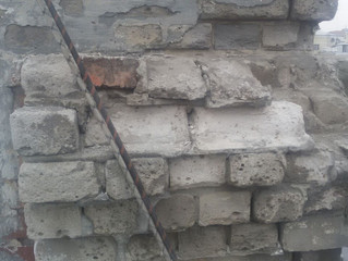 Факторы влияющие на состояние фасада.
