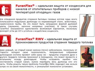 FuranFlex® Rain - защита от конденсата.