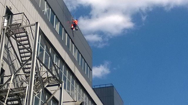 Высотные работы в Ростове и РО