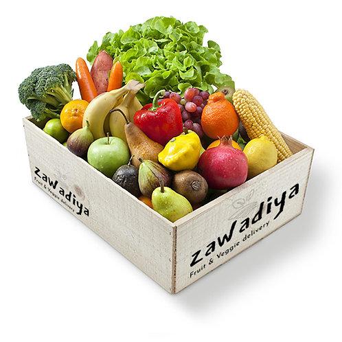 LARGE FRUIT & VEGETABLE BASKET