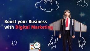 HOW DIGITAL MARKETING HELPS TO BOOST BUSINESS GROWTH