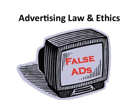 ADVERTISING LAWS IN INDIA: AN OVERVIEW