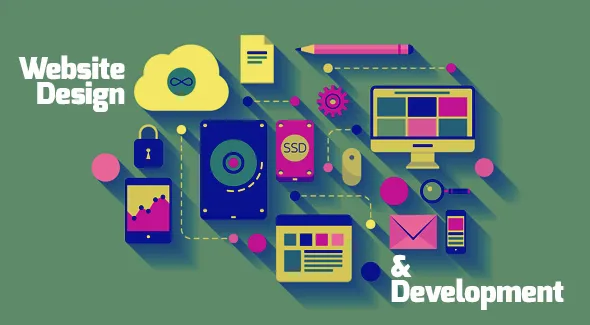 Five-phases-of-Website-Design-And-Develo