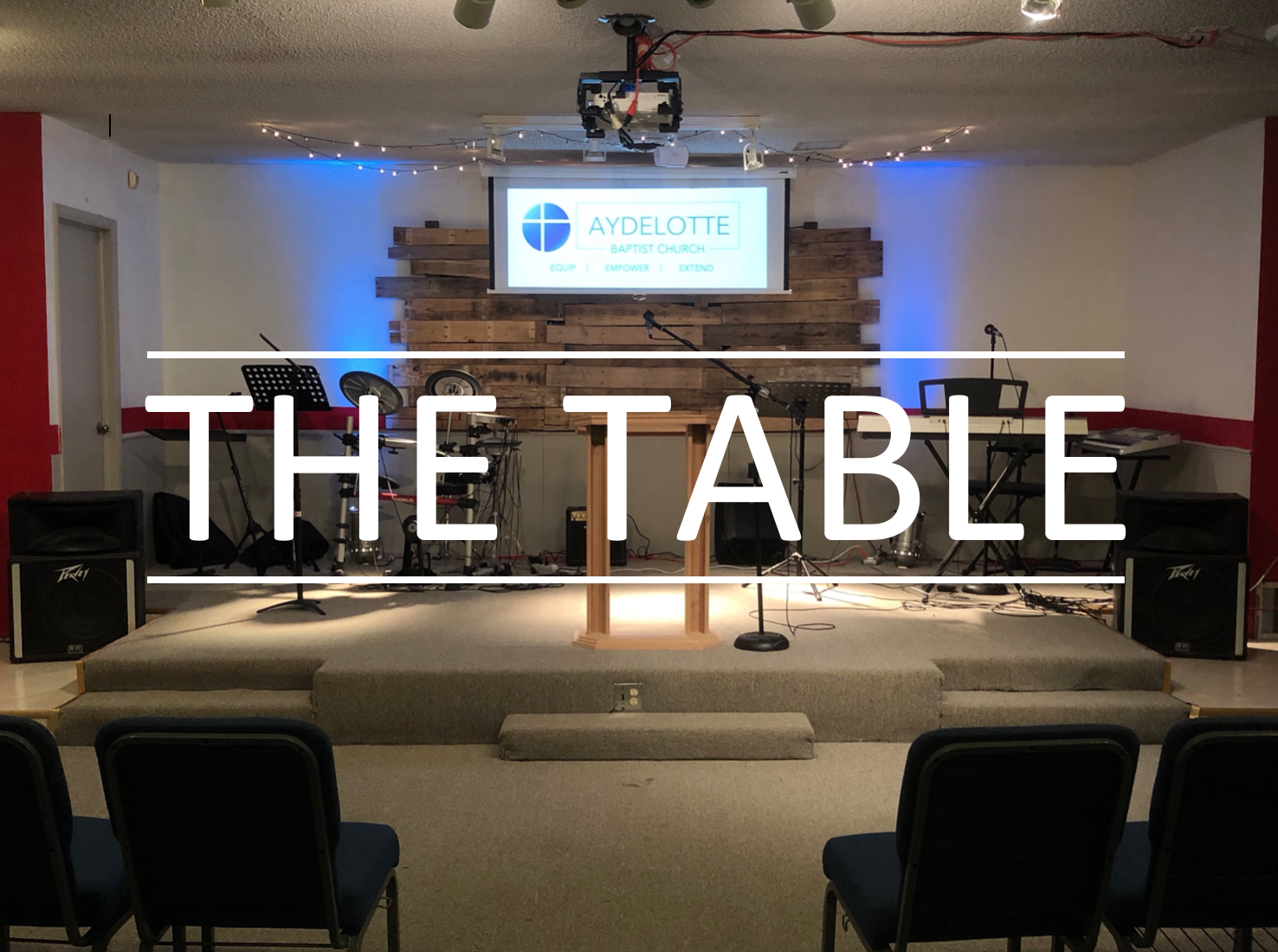 THE TABLE GRAPHIC WEBSITE