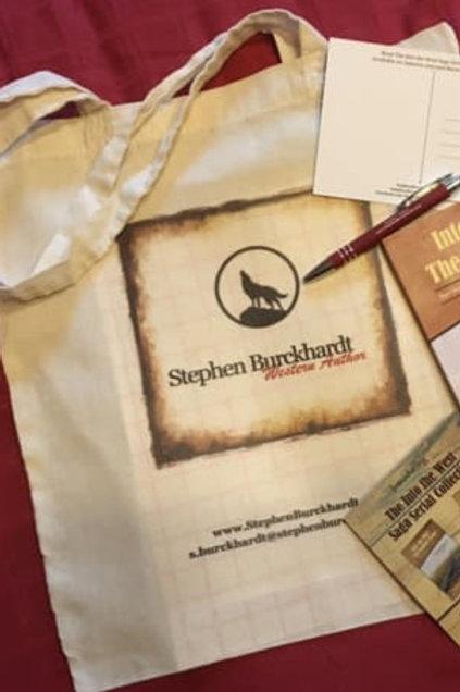 Stephen Burckhardt Book Bag