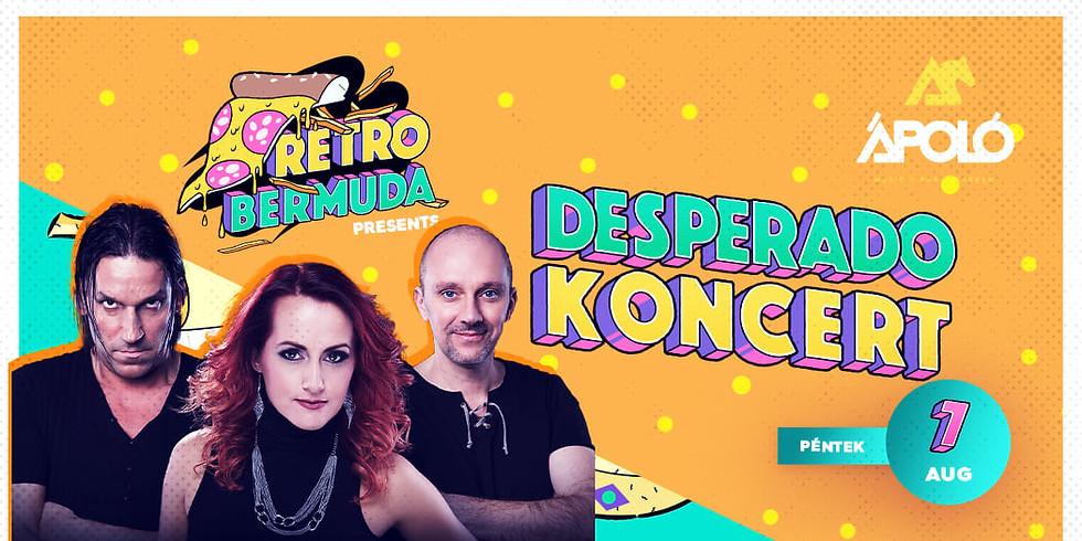 RetroBermuda: Desperado + Retro Disco