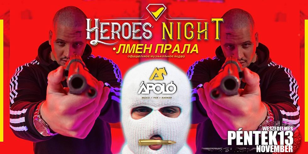 ELMARAD!!! Lmen Prala | HeroesNight