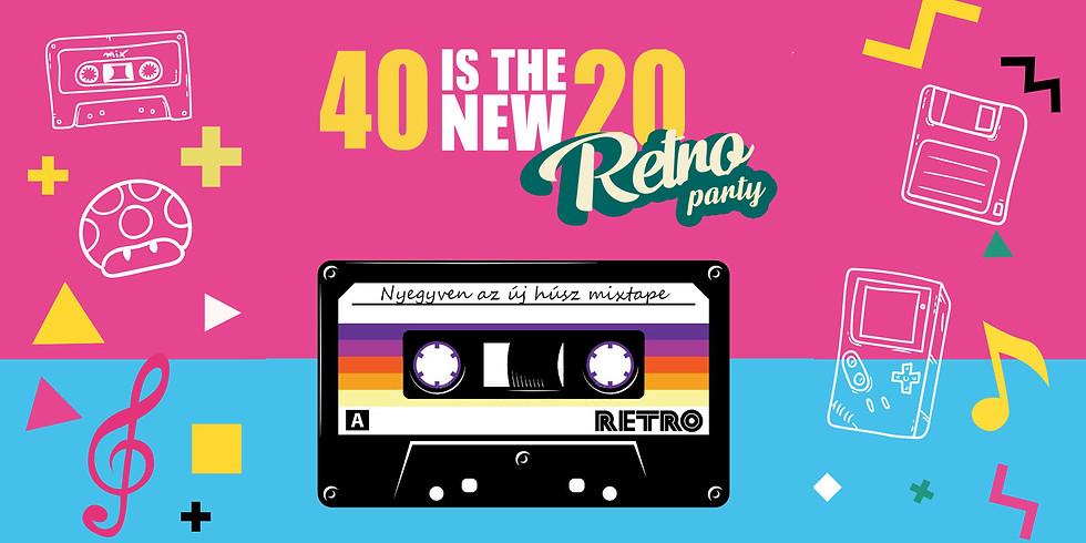 Retro Party Ápoló Klub