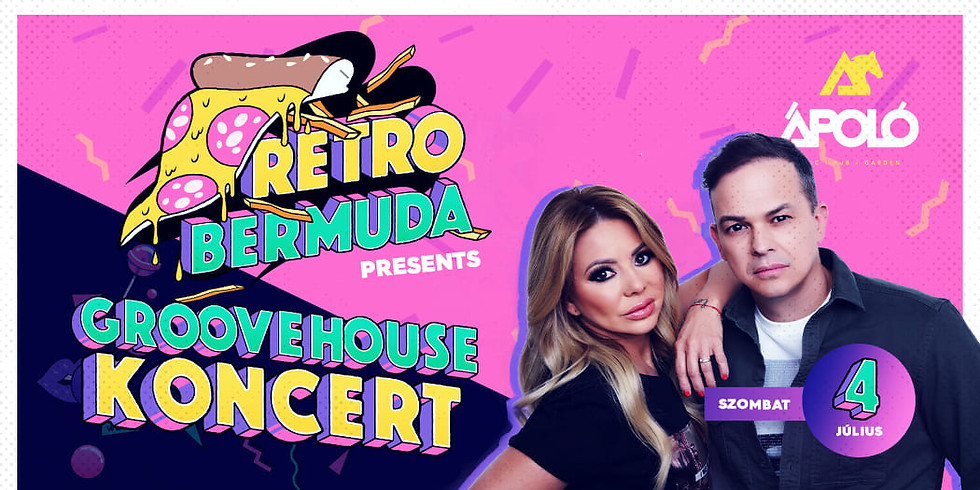 RetroBermuda: Groovehouse + Retro Disco