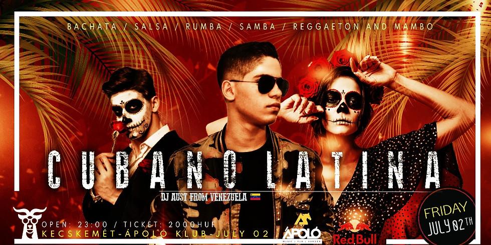 CUBANO LATINA • Latin Disco • DJ AUST •