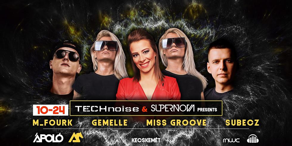 TECHnoise & SUPERNOVA Presents (1)