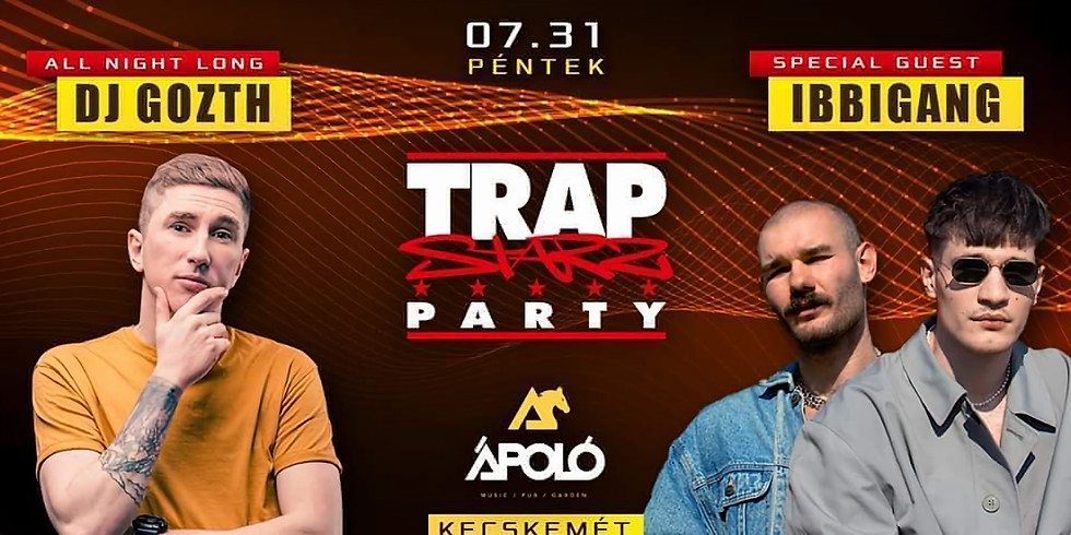 Get Out Land ★ Trap Party ★ Dj Gozth & ibbigang ★
