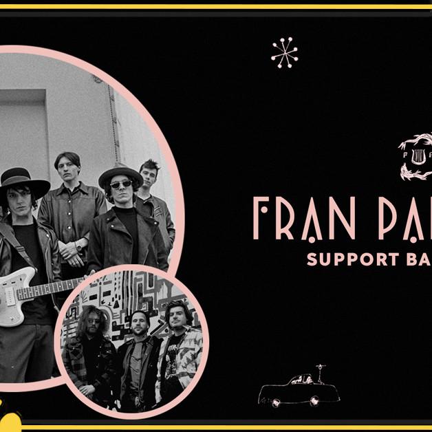 Fran Palermo, vendég: DLRM // Kecskemét // Ápoló Klub
