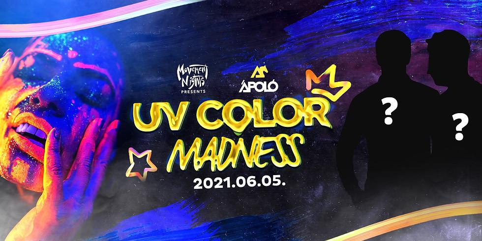 UV COLOR Madness ✪ Movement Nights ✪