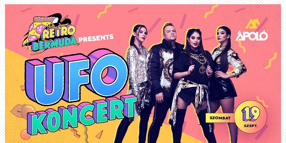 RetroBermuda: UFO Koncert + Retro Disco