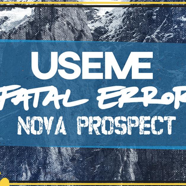 USEME + Fatal Error + Nova Prospect // Ápoló Klub, Kecskemét