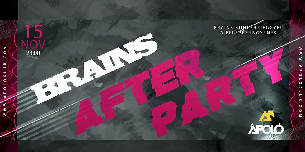 Brains After Party / Kecskemét // Ápoló Klub