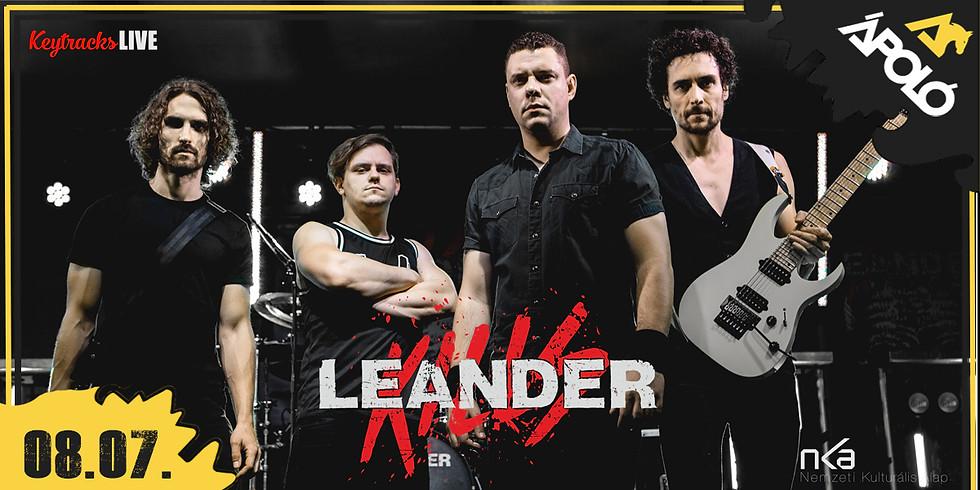 Leander Kills / Plasticocean