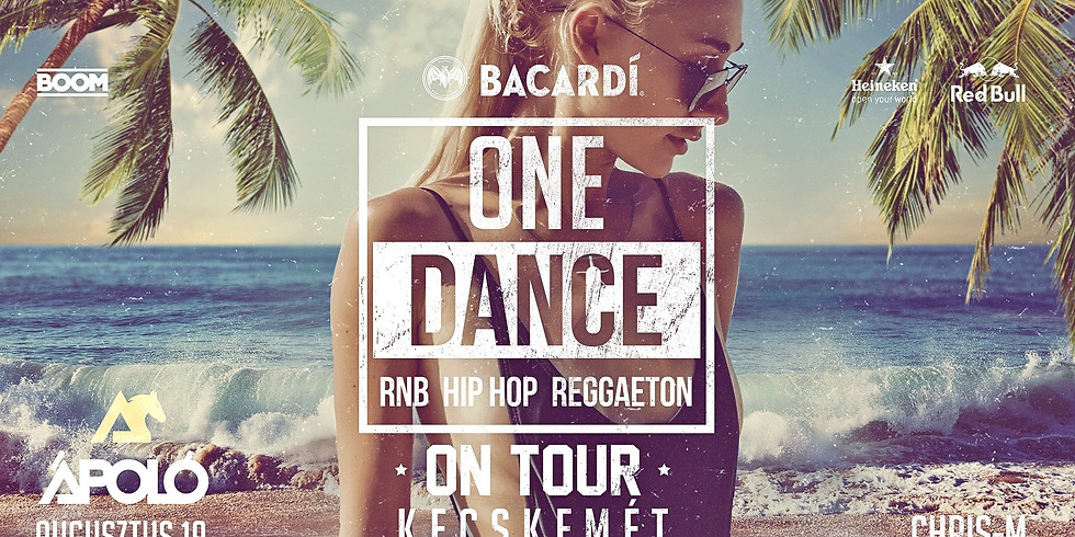 ONE DANCE on TOUR