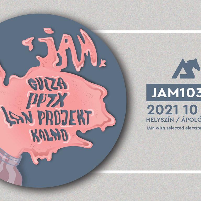 JAM1030 / Kecskemét // Ápoló Klub