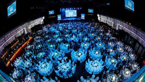 100-летний Юбилей Завода | 1600 персон