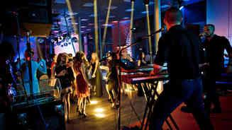Танцевальный блок Clients Party | 200 персон