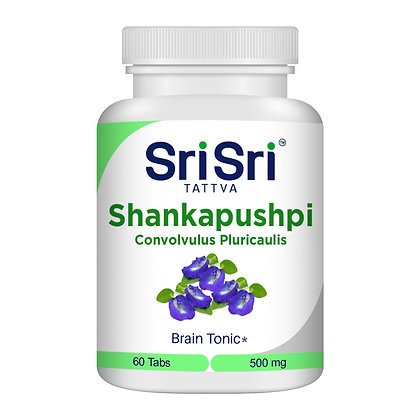 Shankapushpi Tablets - Mind & Sleep