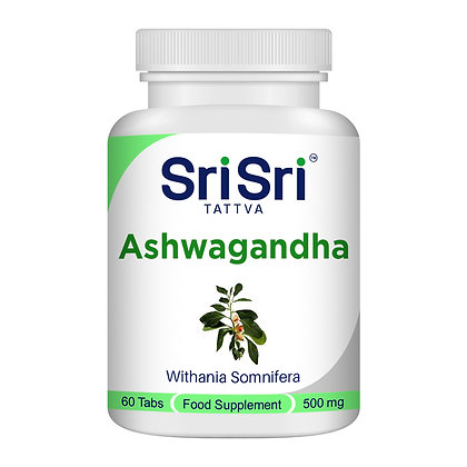 Ashwagandha Tablets - Stress Reliever