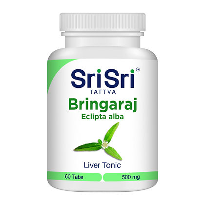 Bringaraj Tablets - Liver Tonic