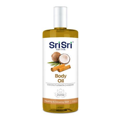 Body Oil - for Healthy & Glowing Skin