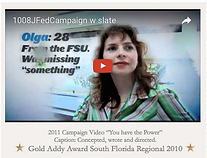 Award-winning fundraising video
