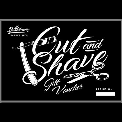 Cut 'AND' Shave Voucher