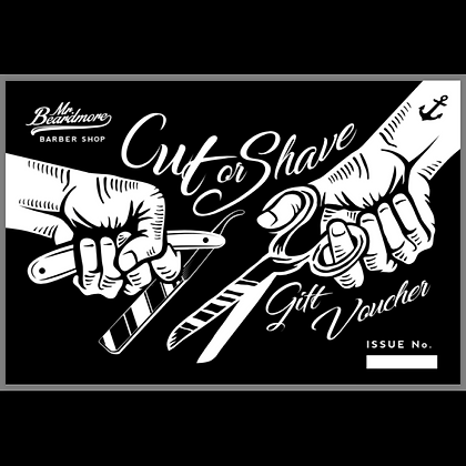 Cut 'OR' Shave
