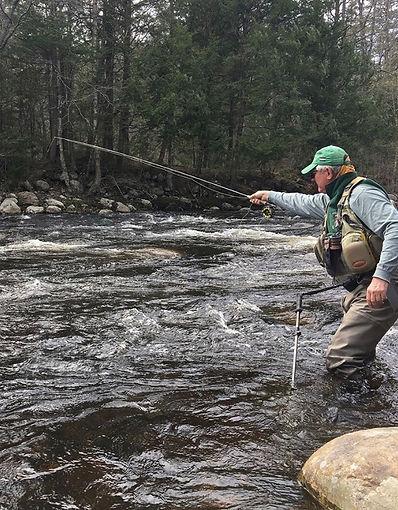 Fly Fishing Adirondacks