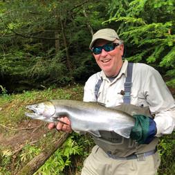 Salmon River Coho Salmon
