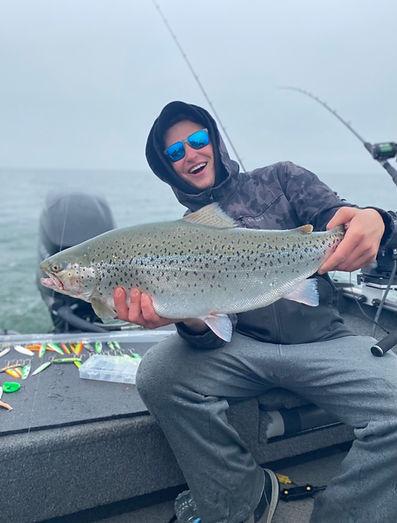 Owasco Lake Brown Trout