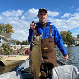 King Salmon Salmon River Fishing Guide