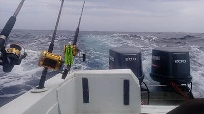 Fishing Boat 200cv