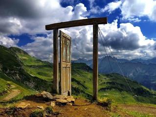 Entre donc...La Porte...est ouverte !!!