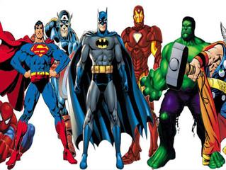 Une histoire de super-héros