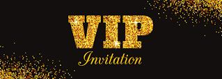 Invitation VIP...