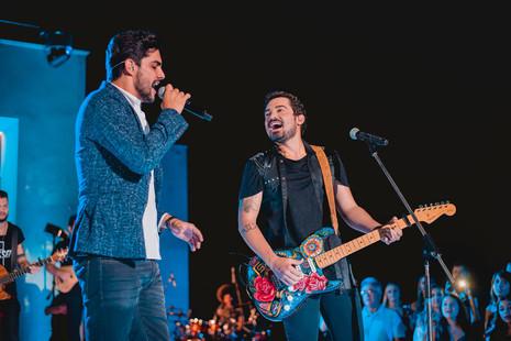 Danilo Bottrel grava CD e DVD ao vivo em Escarpas do Lago