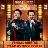 Bruno & Marrone e George Henrique & Rodrigo confirmam apresentação em Nova Lima