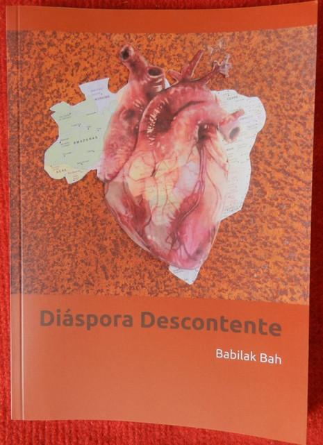 """Babilak Bah realiza live de lançamento para o livro de poemas """"Diáspora Descontente"""""""