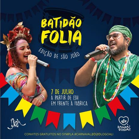 Baianas Ozadas e Funk You começam os preparativos para  o Carnaval de 2020
