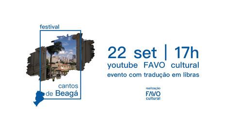 """Festival Cantos de Beagá estreia com o tema """"O que é que BH tem?"""""""