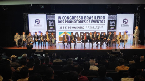 Frente Parlamentar em Defesa da Cultura e do Entretenimento é lançada durante congresso em Brasília