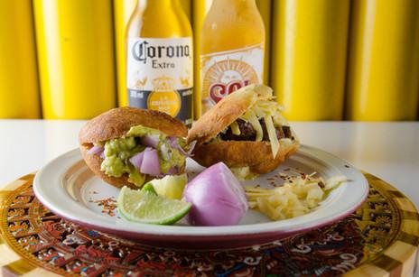Gorditas mexicanas estreiam no cardápio do Trip Food
